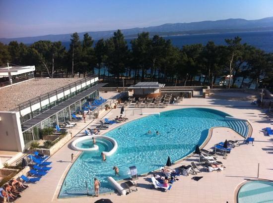 Bluesun Hotel Elaphusa: room view