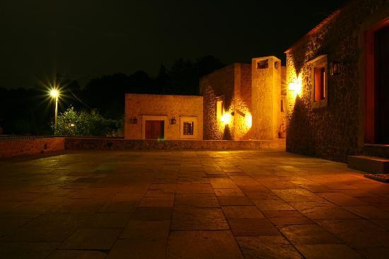 Kapsaliana Village Hotel: Private Terrace...