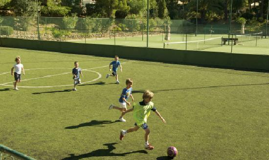 Four Seasons Country Club: Fifa-5-a-side Football Pitch