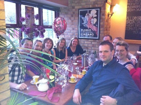 Vittos Restaurant & Bar: 30th birthday party