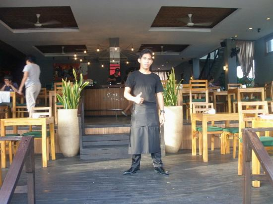 Amadea Resort & Villas: Staff at restaurant
