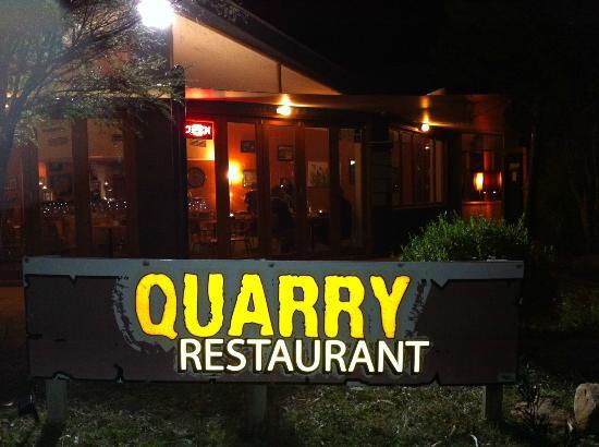Quarry Restaurant Halls Gap Reviews