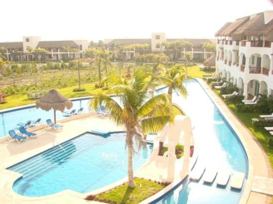 Map Of Resort Picture Of Valentin Imperial Maya Playa