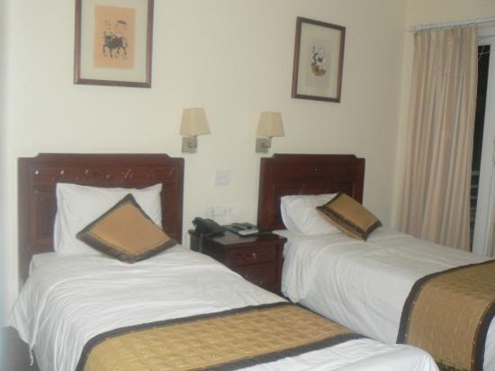 Prince Hanoi Hotel: chambre