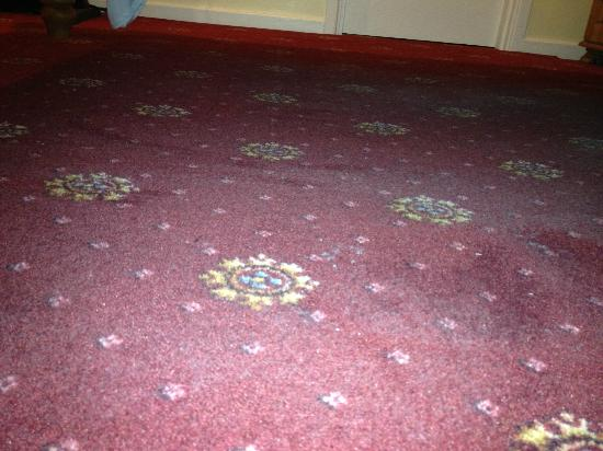 Thick Layer Of Dust On Carpet Under Bed Picture Of