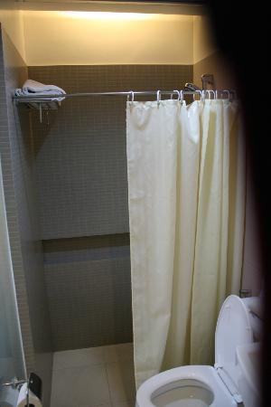 Magallanes Square Hotel : Bathroom
