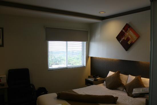 Magallanes Square Hotel: Executive room