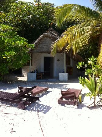 Bathala Island Resort: la nostra casina