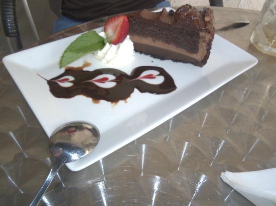 Cocolate Cake @ 27 Fathoms
