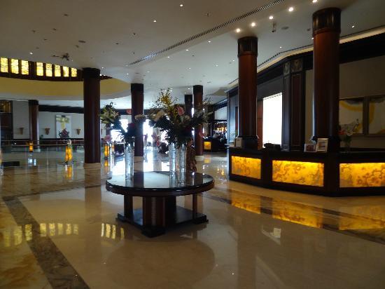 Stella Di Mare Beach Hotel & Spa: lobby