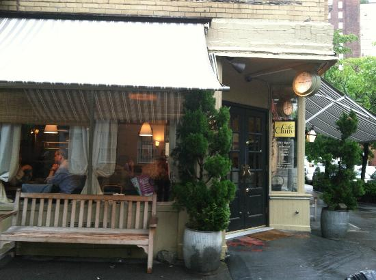 Photo of American Restaurant Cafe Cluny at 284 W 12th St, New York, NY 10014, United States