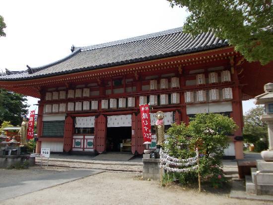 Aizindo Shomanin Shrine: 本堂
