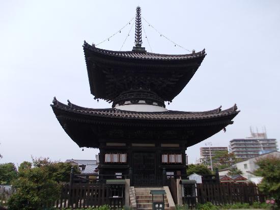 Aizindo Shomanin Shrine: 多宝堂