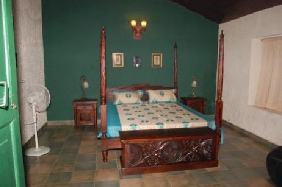 Coffee Village Retreat: Bed Room
