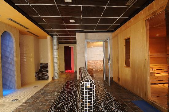 Petrarca Hotel Terme: Vital Center