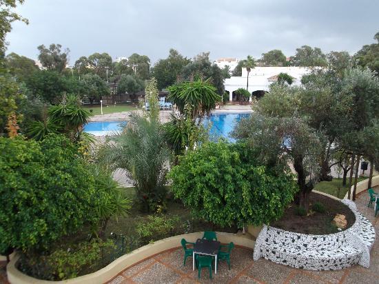 Orihuela Costa Resort: Las vista desde la habitacion