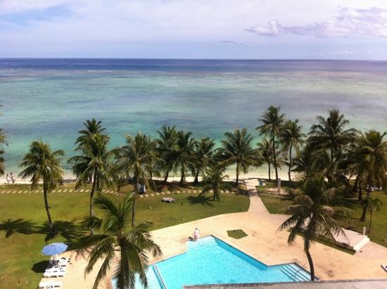 Fiesta Resort & Spa Saipan: Room view from 7th floor