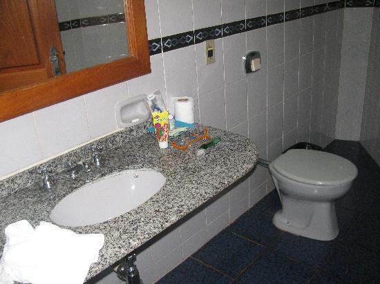 Canzi Cataratas Hotel: bathroom