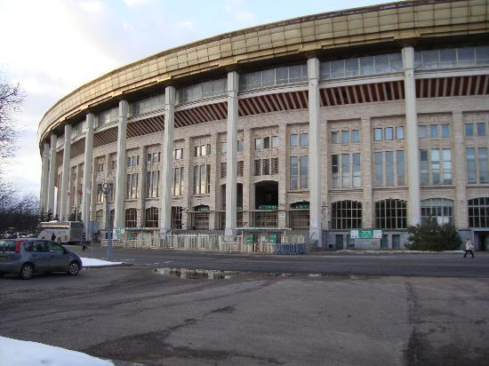 Luzhniki: General view
