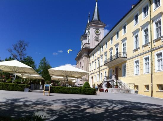 Schloss Brennerei: schloss