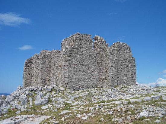 Kornati National Park: Fortezza di Turets