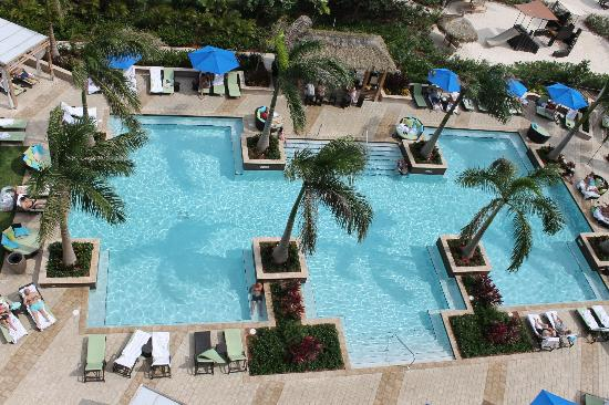 Aruba Marriott Resort & Stellaris Casino: Adult only pool