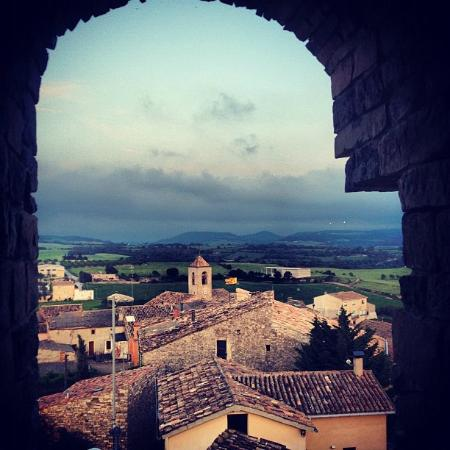 Cal Perello: View from the tower