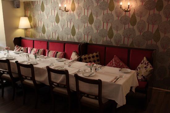 Allanton Inn: Private Dining Room