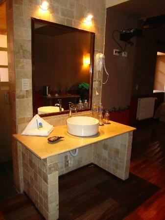Tambo del Arriero Hotel Boutique: Baño