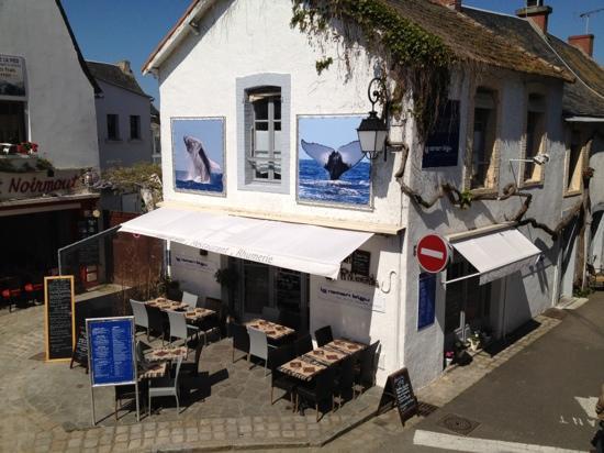 Gourmandes et maison picture of le roman bleu - Maison ile de noirmoutier ...