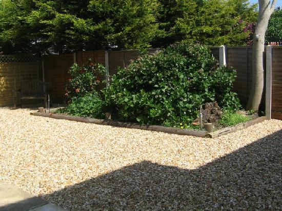 Pinecliffe Beach: Garden
