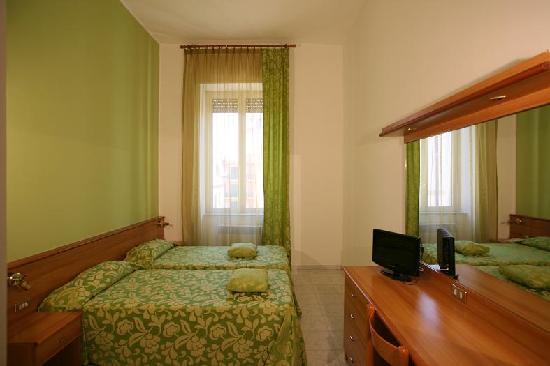 Hotel Santa Marta: camera