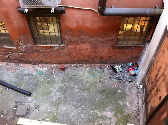 Antico Panada : Vista dalla camera