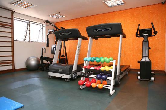Transamerica Executive The Special : Fitness Center