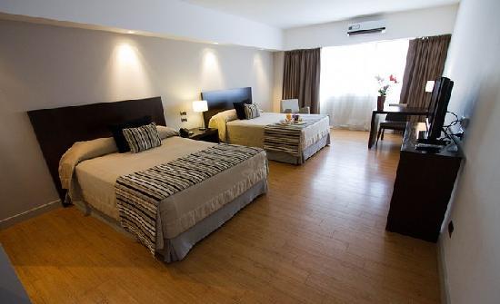 Galerias Hotel: Habitacion Twin