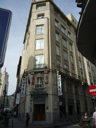 Quatro Puerta del Sol Hotel: L'hôtel