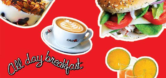 All day Special breakfast