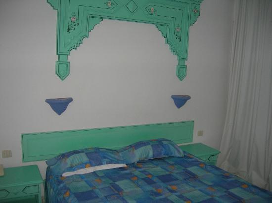 Hotel Abir: chambre
