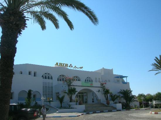 Hotel Abir: façade de l'hôtel