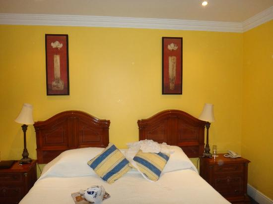 Redbank Guest House: bedroom