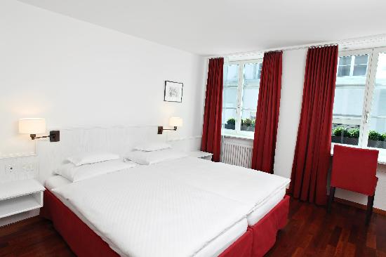 Hotel Helmhaus: Double Room Comfort