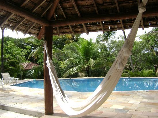 Pousada Jacaranda : Lounge