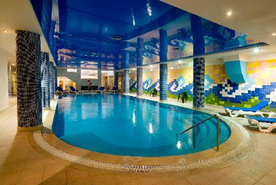 Falesia Hotel: Indoor Pool
