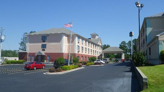 Best Western Augusta West: Best Western Evans Entrance