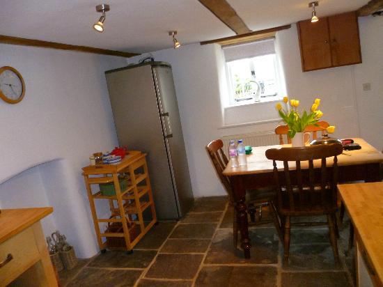 Hen Glyn: Dining room