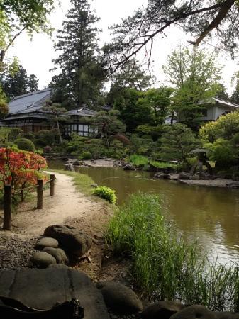 Rinnoji Temple: Japanese Garden
