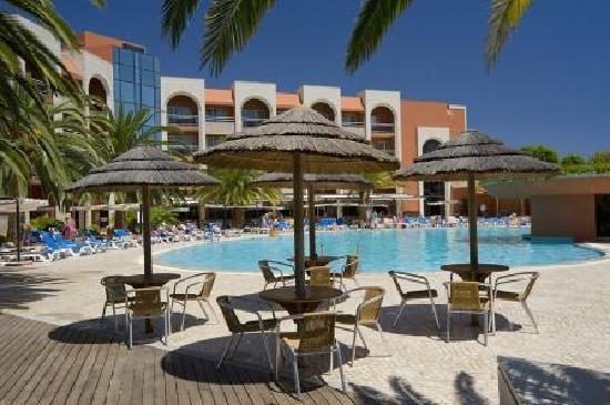 Falesia Hotel: PalmBar
