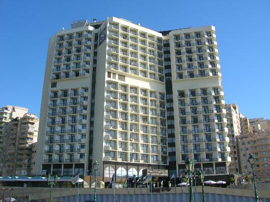 Sheraton Montazah Hotel : entourage de l'hôtel