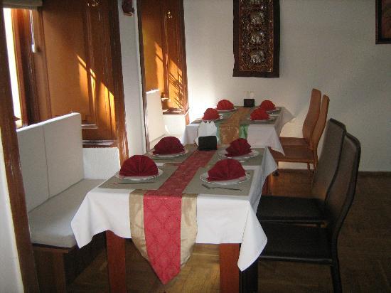 Baan Thai Cuisine Restaurant in Tbilisi