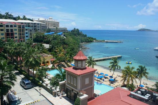 Marriott's Frenchman's Cove: View From Villa